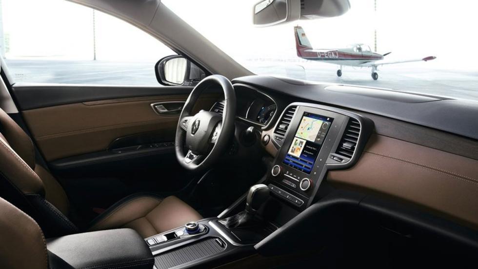 Nuevo Renault Talisman interior