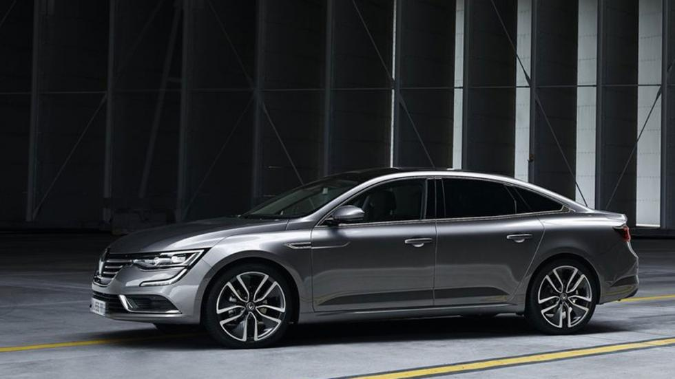 Nuevo Renault Talisman lateral
