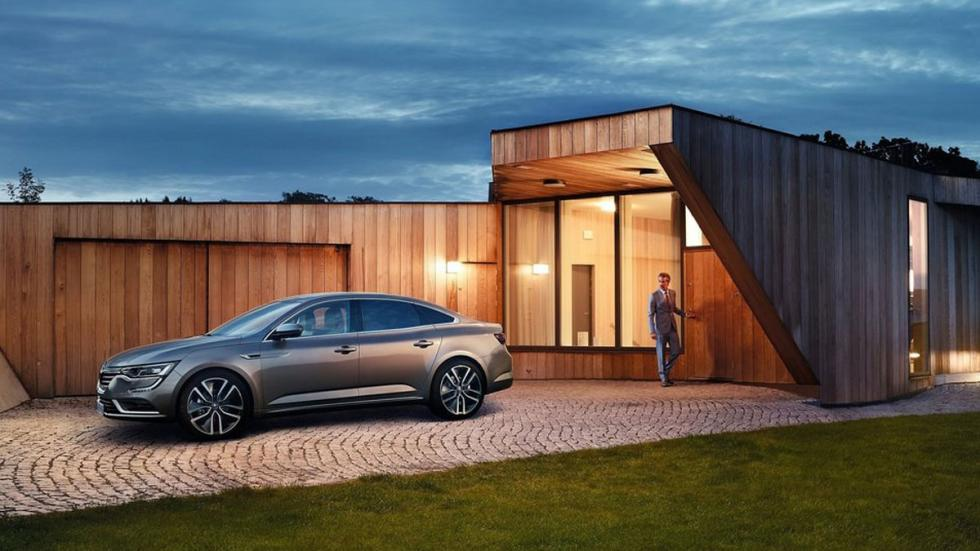 Nuevo Renault Talisman lateral
