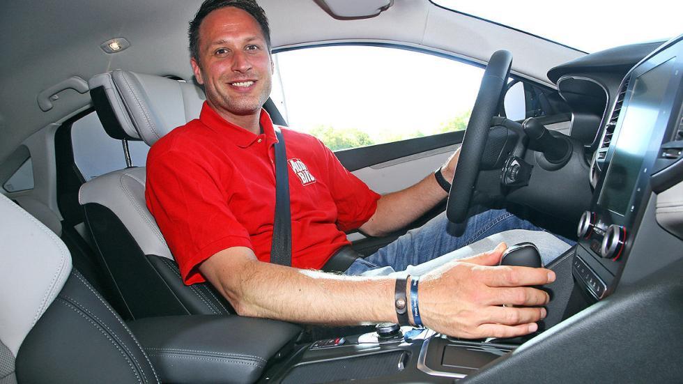 Nuevo Renault Talisman interior redactor