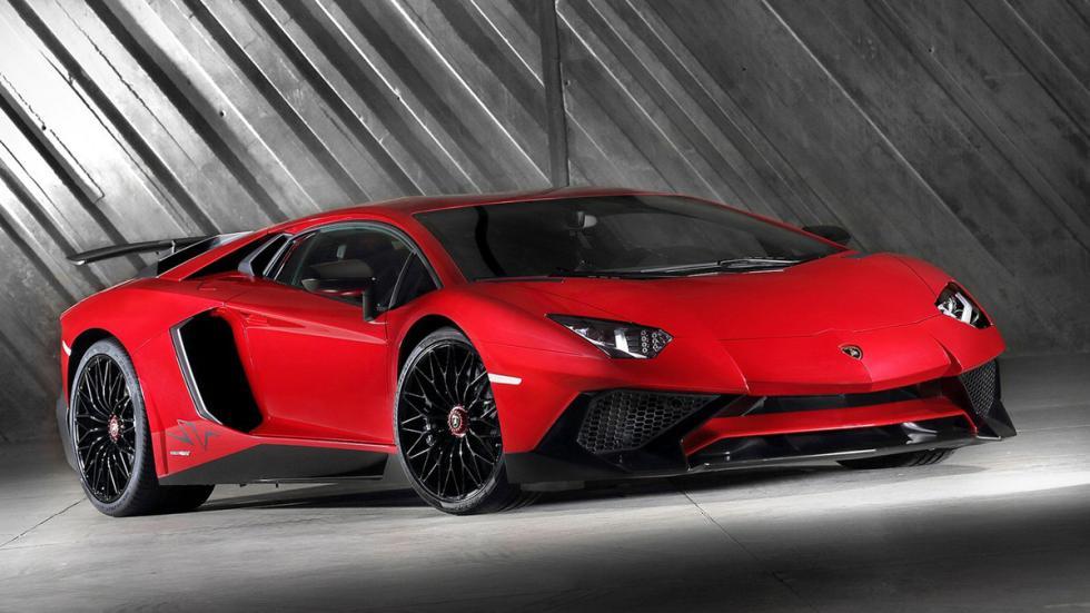 coches-motor-atmosférico-más-potente-mundo-Lamborghini-Aventador