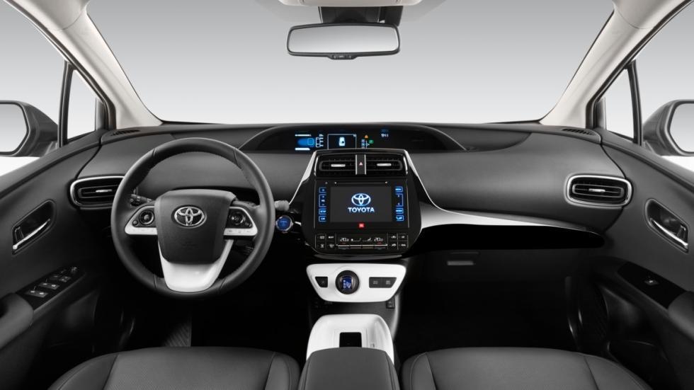 Toyota Prius 2016 salpicadero