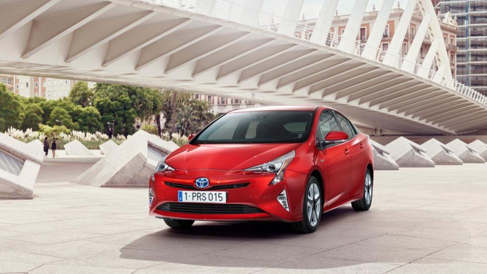 Toyota Prius 2016 dinamica