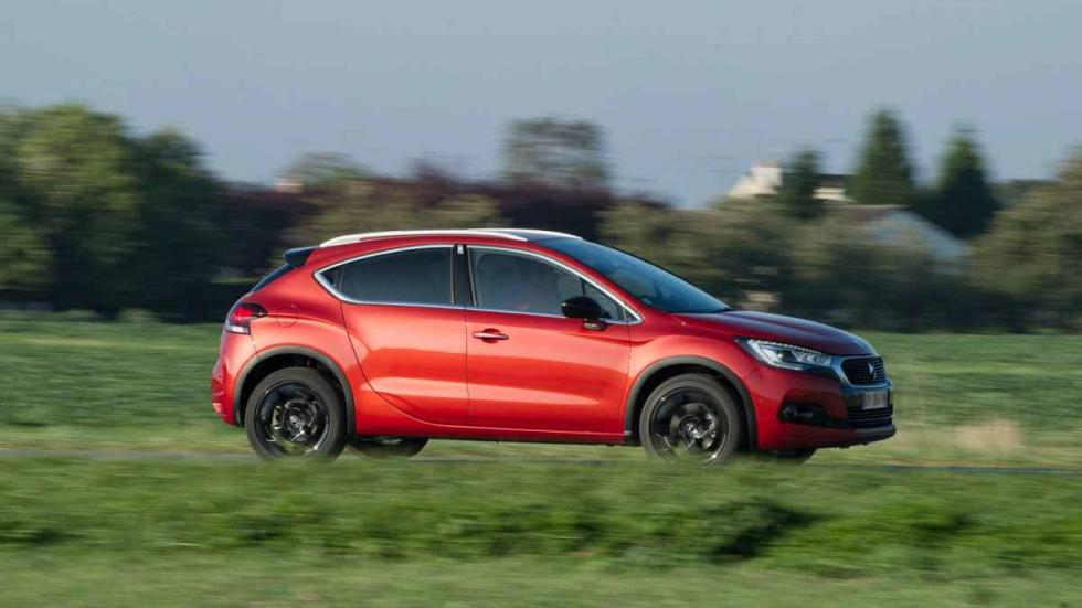 DS4 Crossback perfil