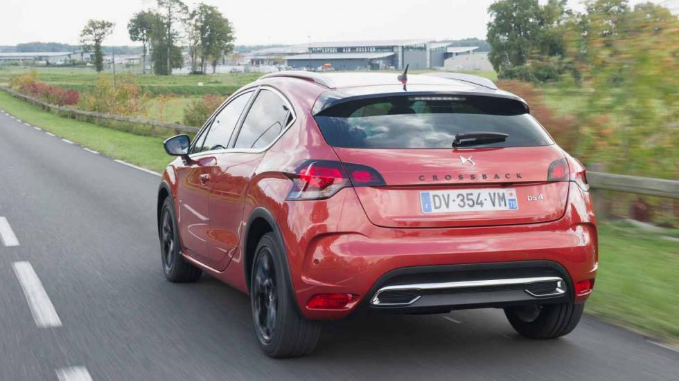 DS4 Crossback dinámica