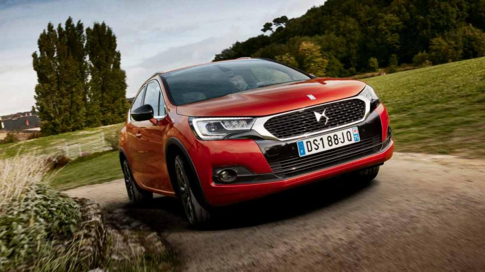 DS4 Crossback offroad