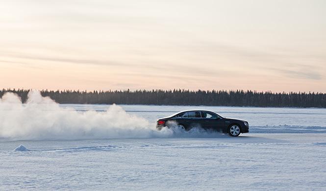 Bentley Power on Ice 5