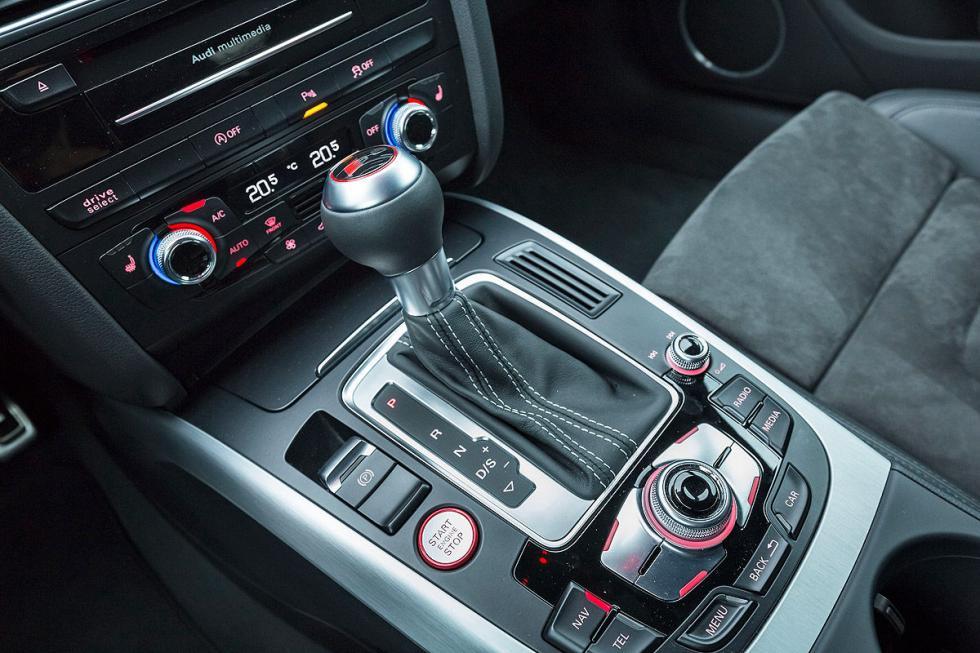 Audi S5 Sportback palanca