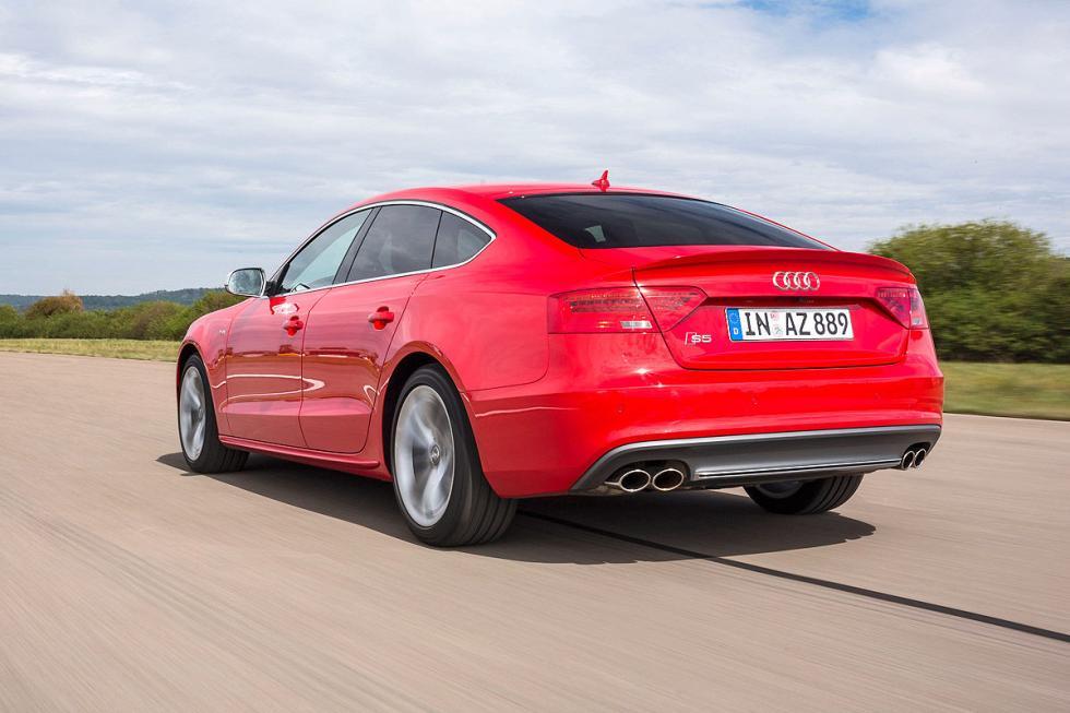 Audi S5 Sportback zaga