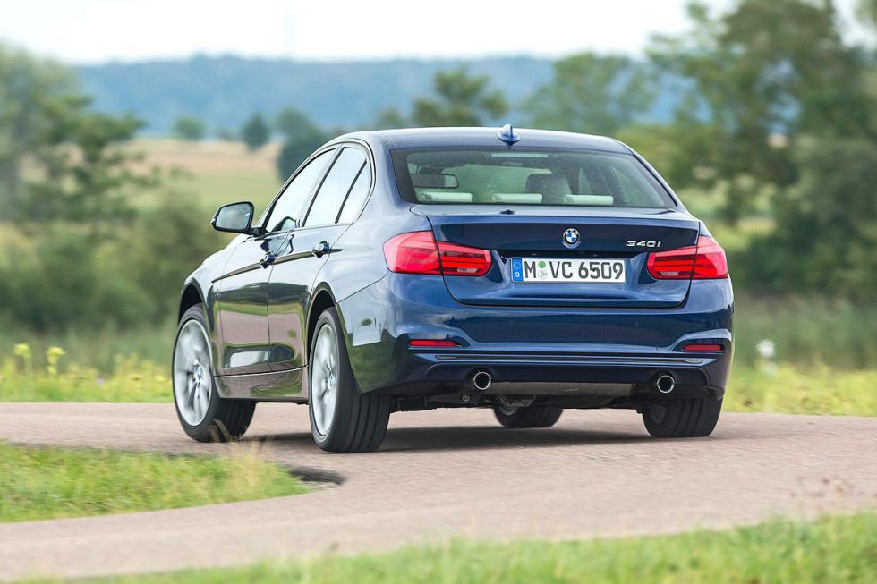 BMW 340i zaga