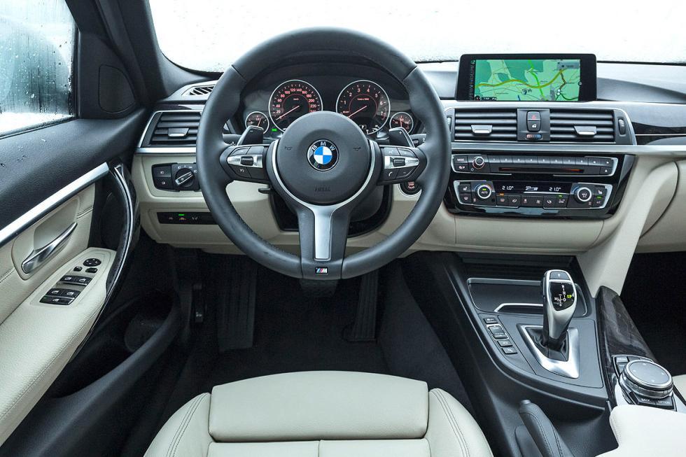 BMW 340i volante