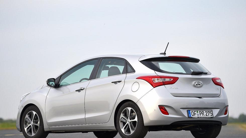 Hyundai i30 zaga