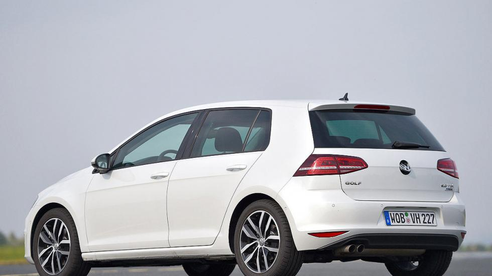 Volkswagen Golf zaga