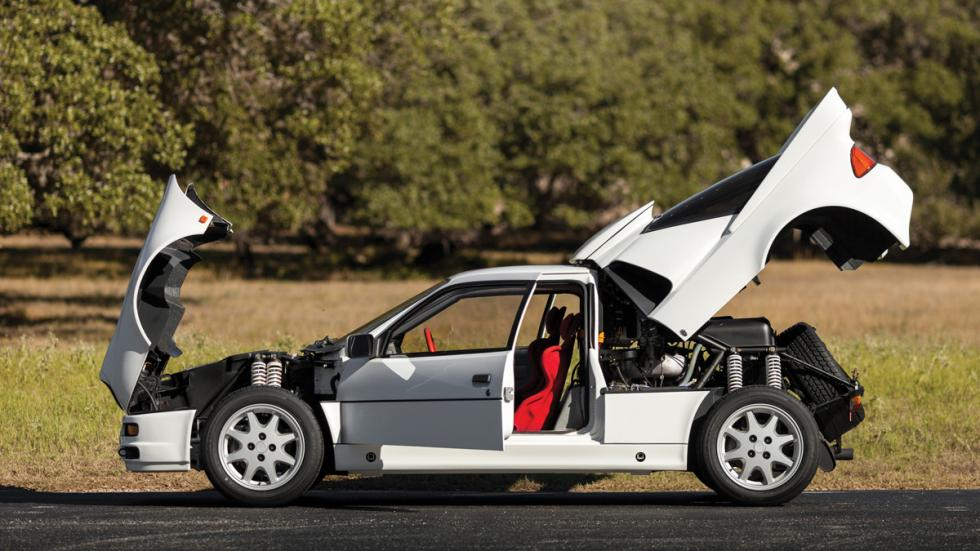 Ford RS200 lateral abierto