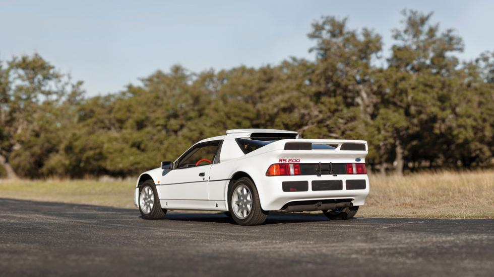 Ford RS200 trasera