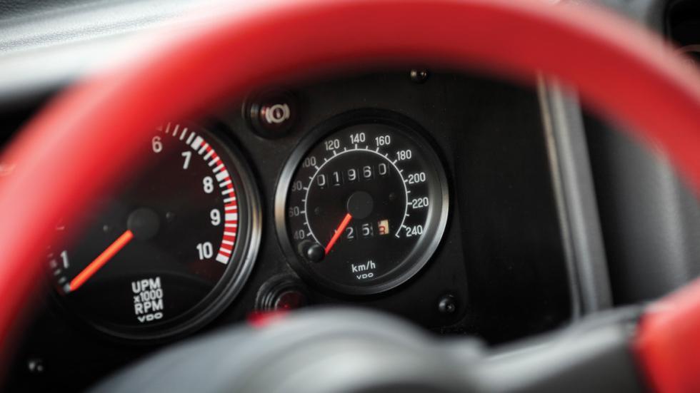 Ford RS200 kilometraje