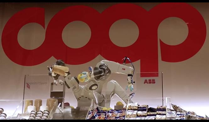 Supermercado del futuro de Coop y Accenture