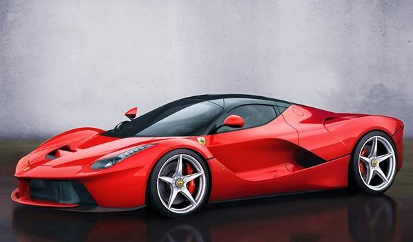 Un Ferrari LaFerrari, a la venta en Australia