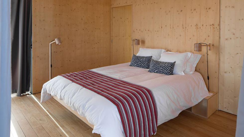 dormitorio barco