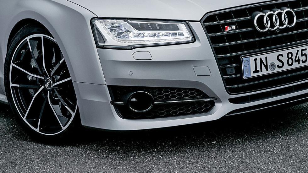 Prueba: Audi S8 Plus faro