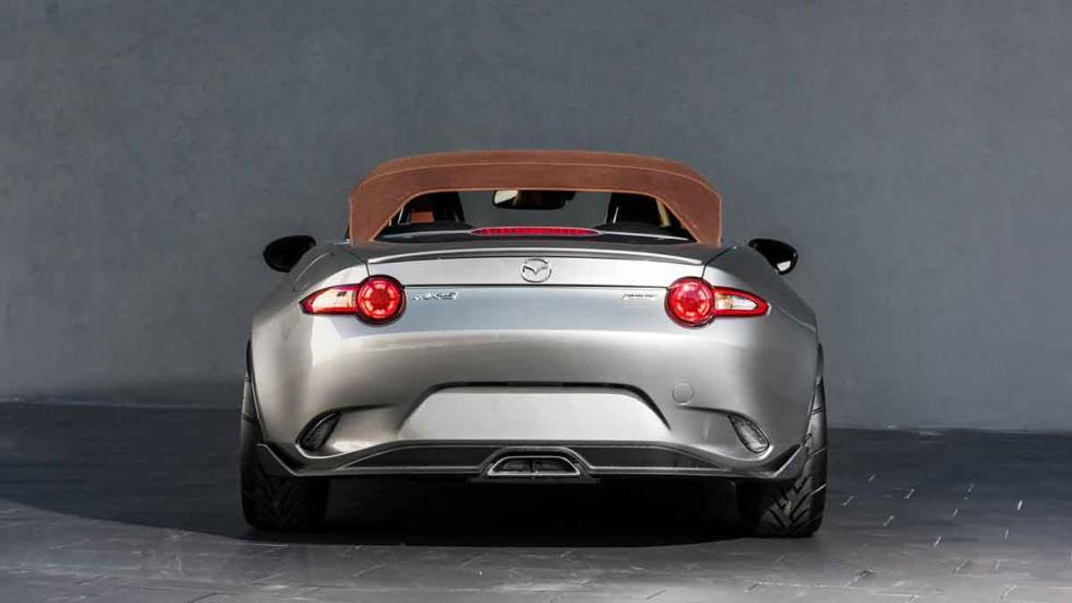 Mazda MX5 Speedster trasera