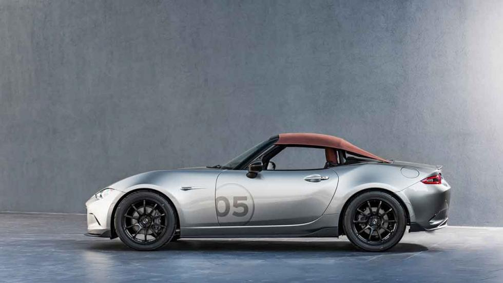 Mazda MX5 Speedster lateral