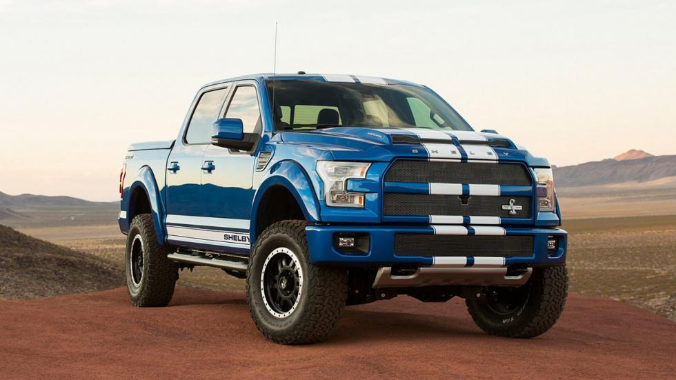 Ford F150 Shelby