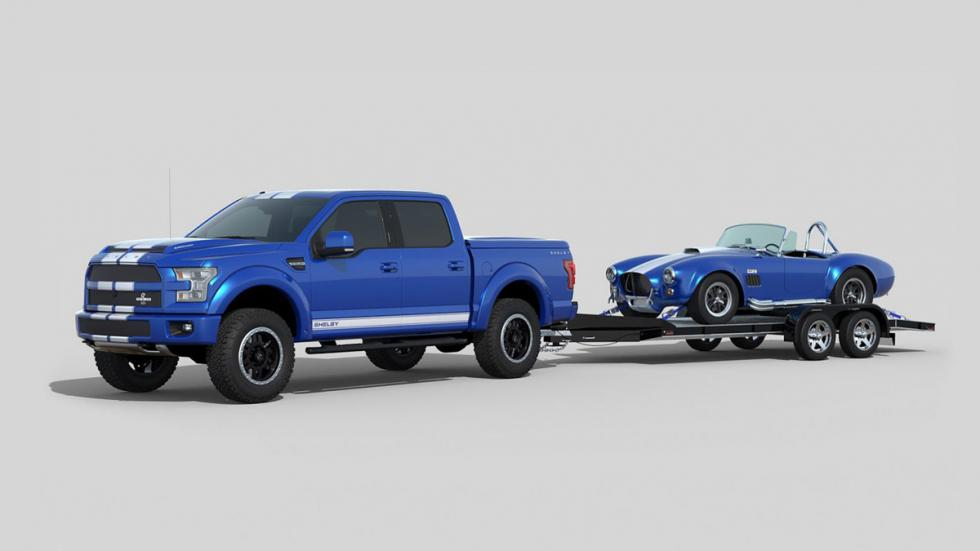 Ford F150 Shelby cobra