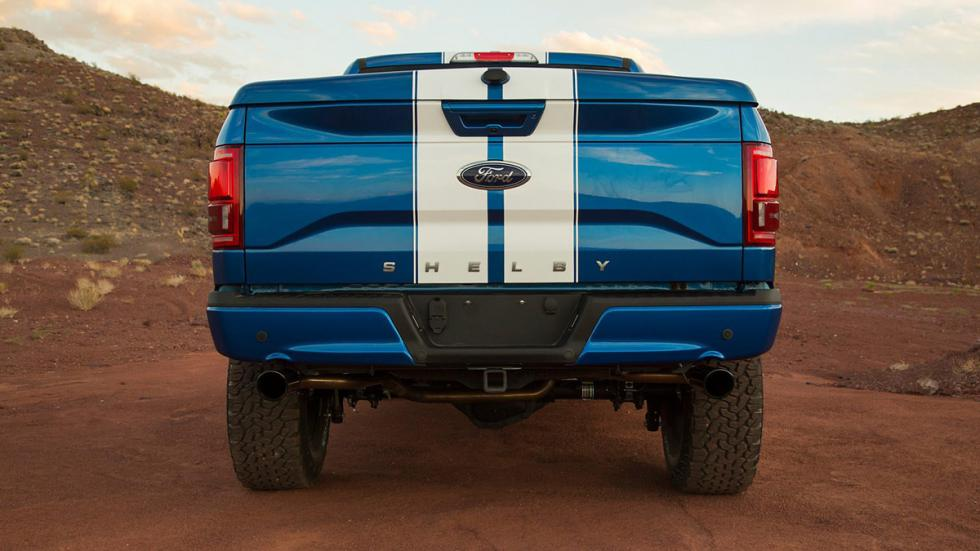 Ford F150 Shelby trasera