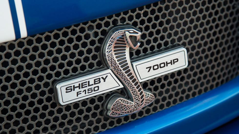 Ford F150 Shelby placa