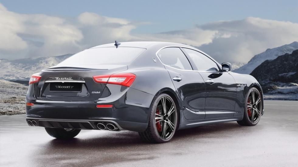 Maserati Ghibli Mansory