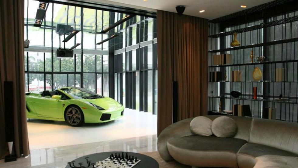 lamborghini salon