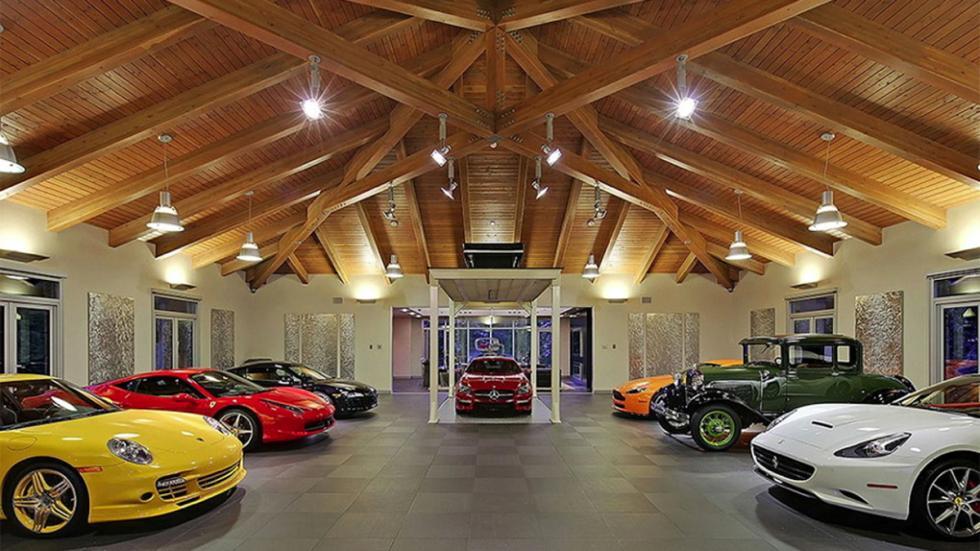garaje tener