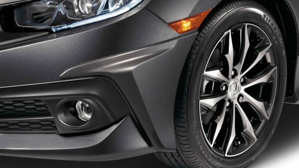 Honda Civic sedán SEMA 2015 rueda