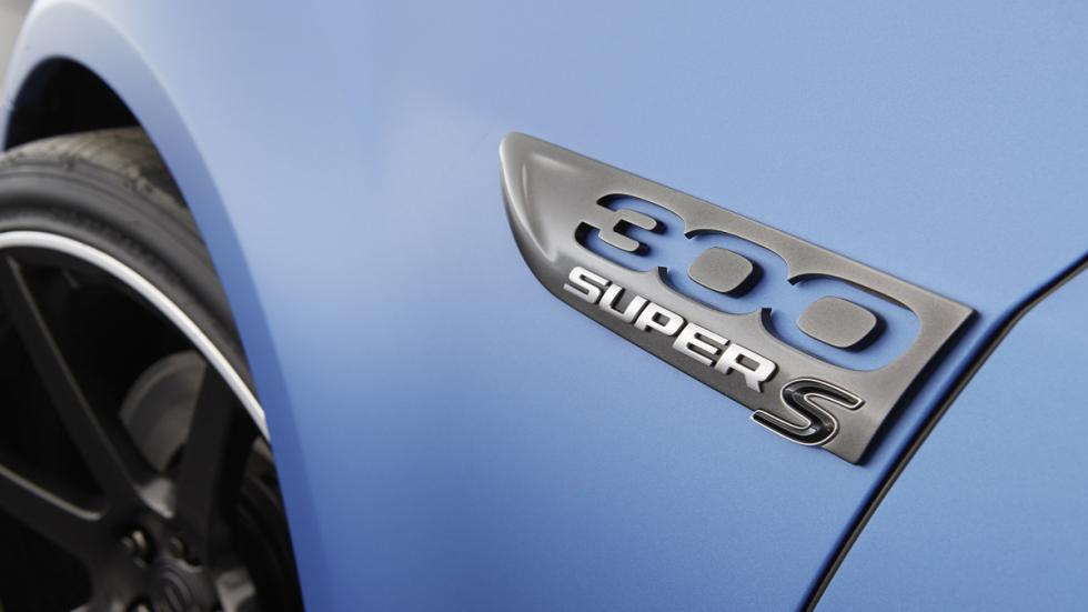 Chrysler 300 Super S logo