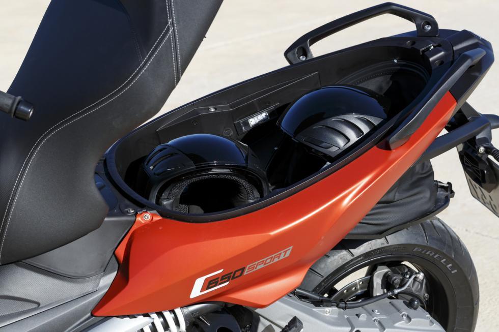 prueba bmw c 650 sport 2016 restyling y algo m s motos. Black Bedroom Furniture Sets. Home Design Ideas