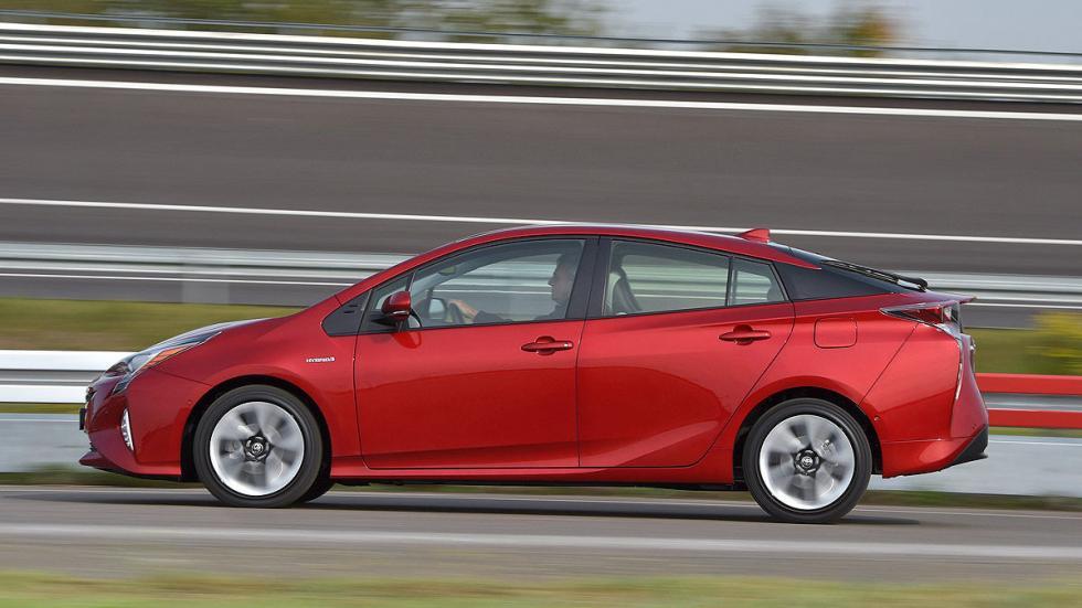Toyota Prius 2015 barrido