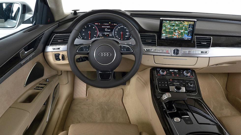 Audi A8 volante