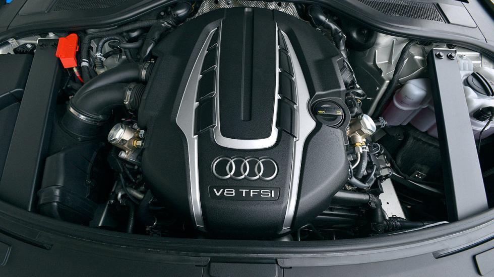 Audi A8 motor