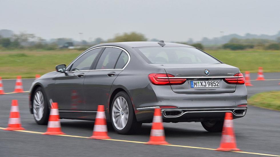 BMW Serie 7 zaga