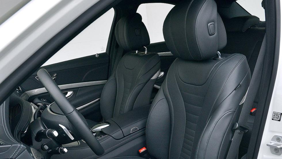 BMW Serie 7 asientos