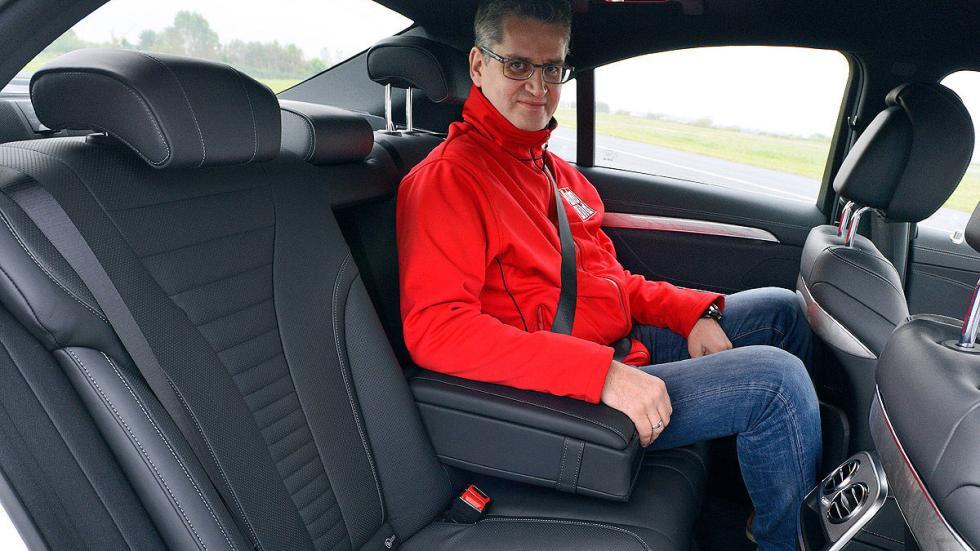 Mercedes Clase S traseras