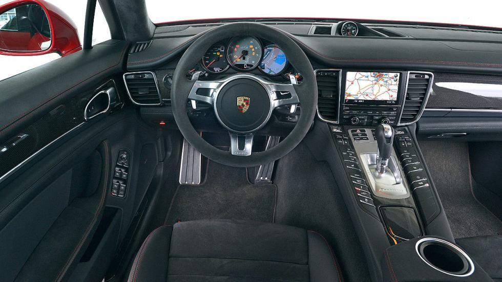 Porsche Panamera volante