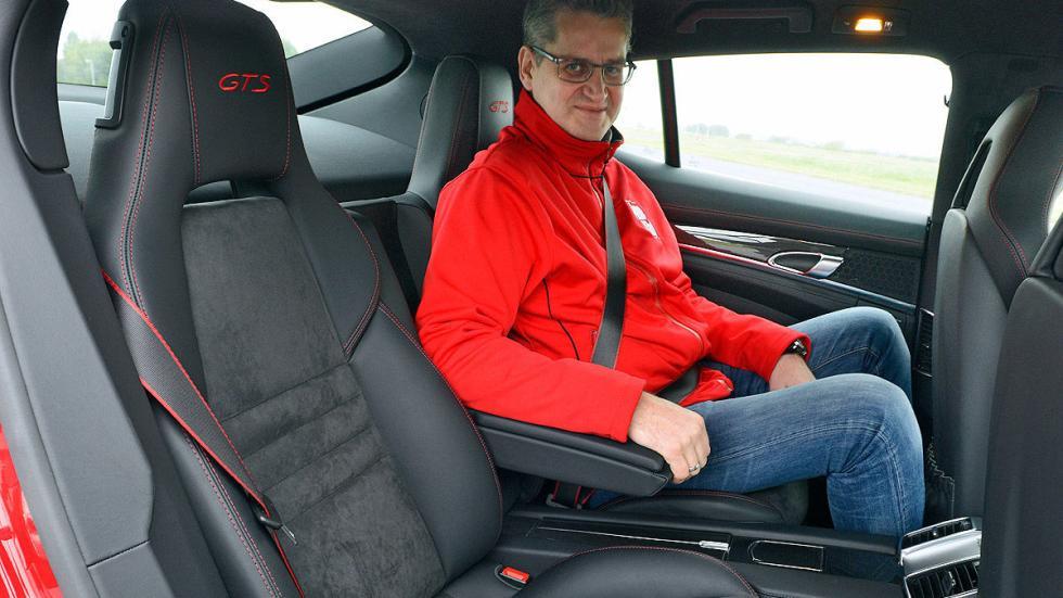 Porsche Panamera traseras