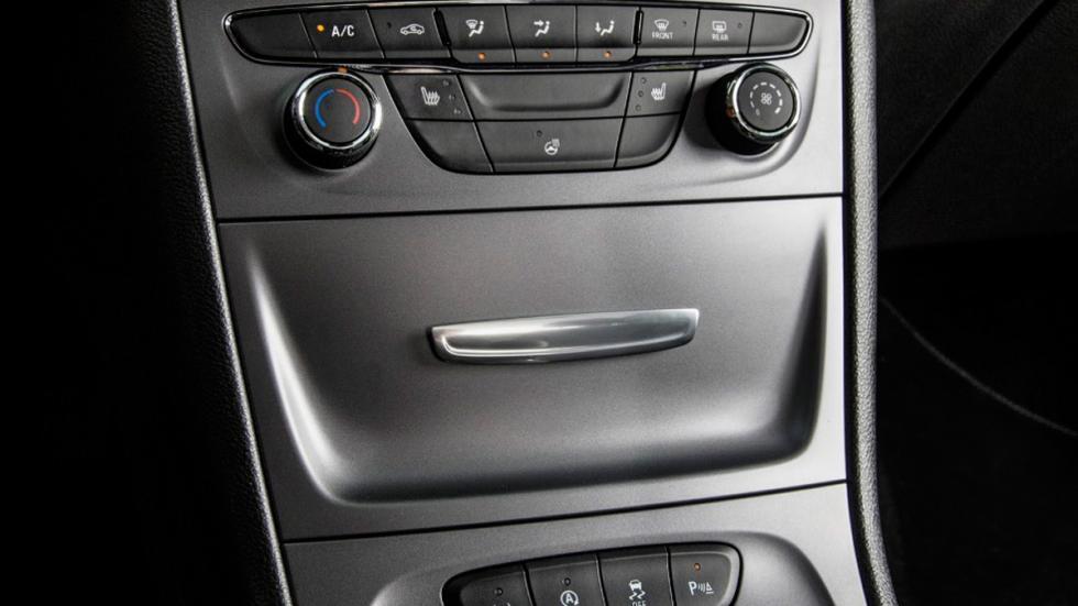 Opel Airwellness consola central