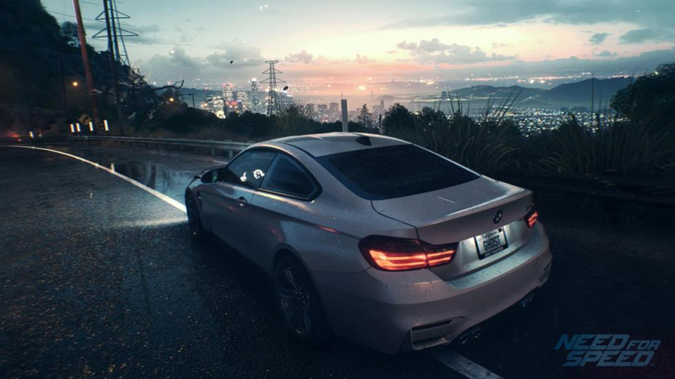 BMW M4 Need for Speed