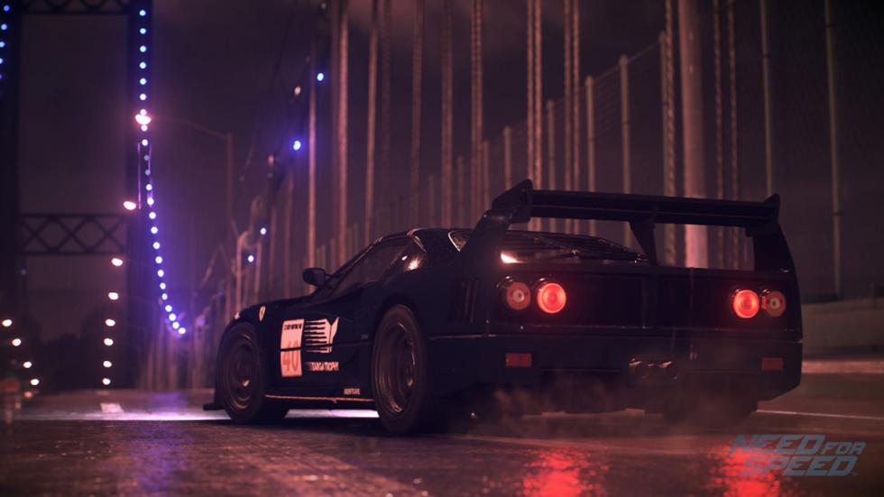 Ferrari F40 Need for Speed