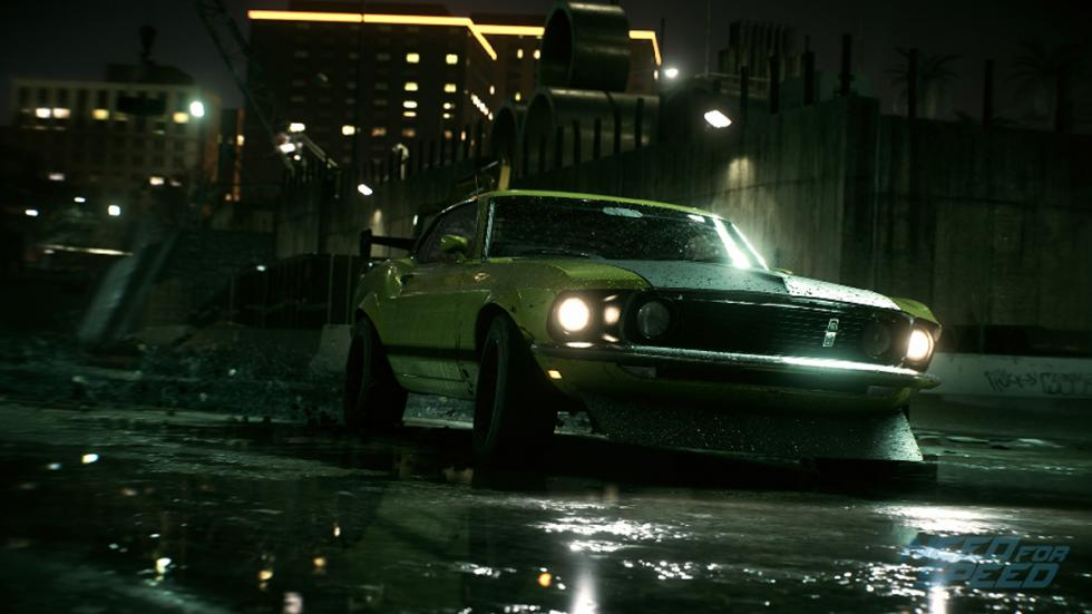 Ford Mustang Boss 302  Need for Speed: