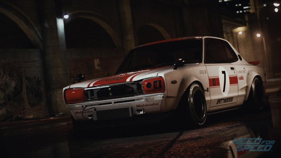 Nissan Skyline GT-R Los coches de Need for Speed