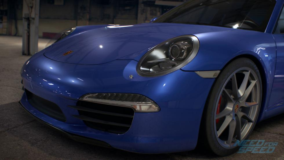 Porsche 911 Need for Speed